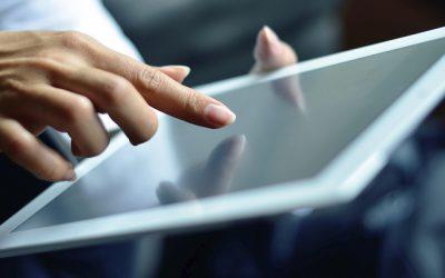 La tablette tactile et CAA